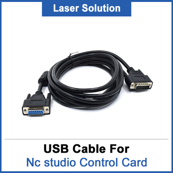 USB cable for NC studio Control Card For CNC Router