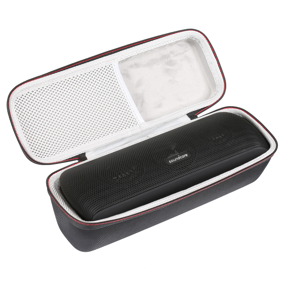 2019 Newest EVA Hard Carrying Travel Cases Bags For Anker Soundcore Motion+ Waterproof Wireless Bluetooth Speaker Cases