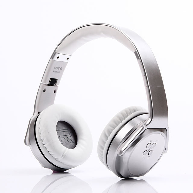 Bluetooth Headphones Wireless Over Ear Stereo Headset with microphone  5