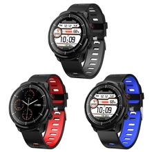 Smart Watch Date Time Blood Pressure Heart Rate Sleep Monitor Bluetooth IP67 Waterproof Multifunction Exercise Mode Touch Screen все цены