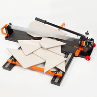 Floor cutting machine all steel manual ceramic tile cutting machine floor tile cutter pusher blade laser infrared 800 1000