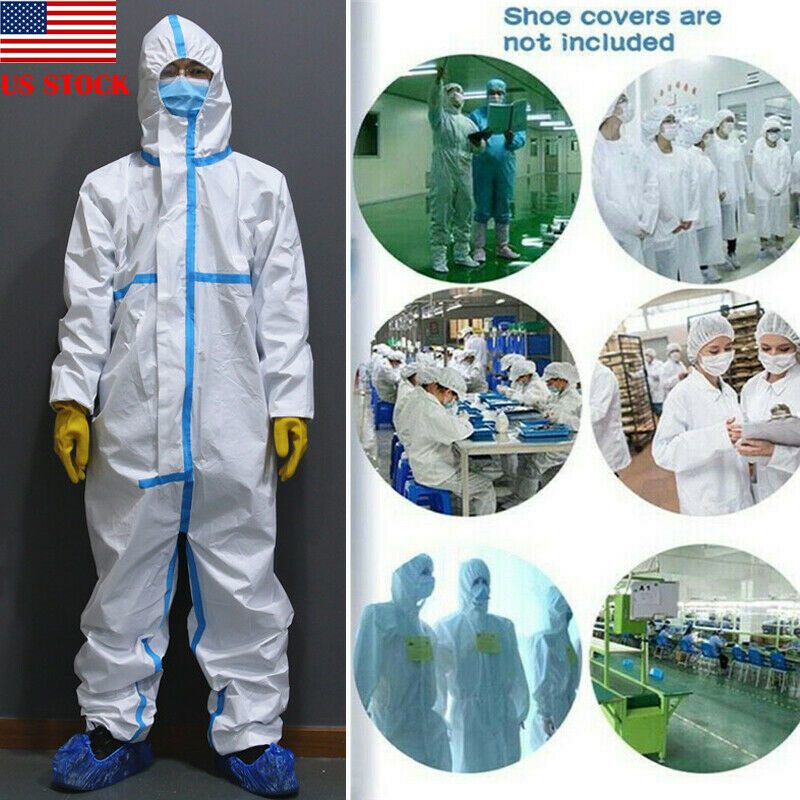2020 HOT Selling Functional Disposable Coverall Safety Clothing Surgical Medical Protective Overall Suit High Quality