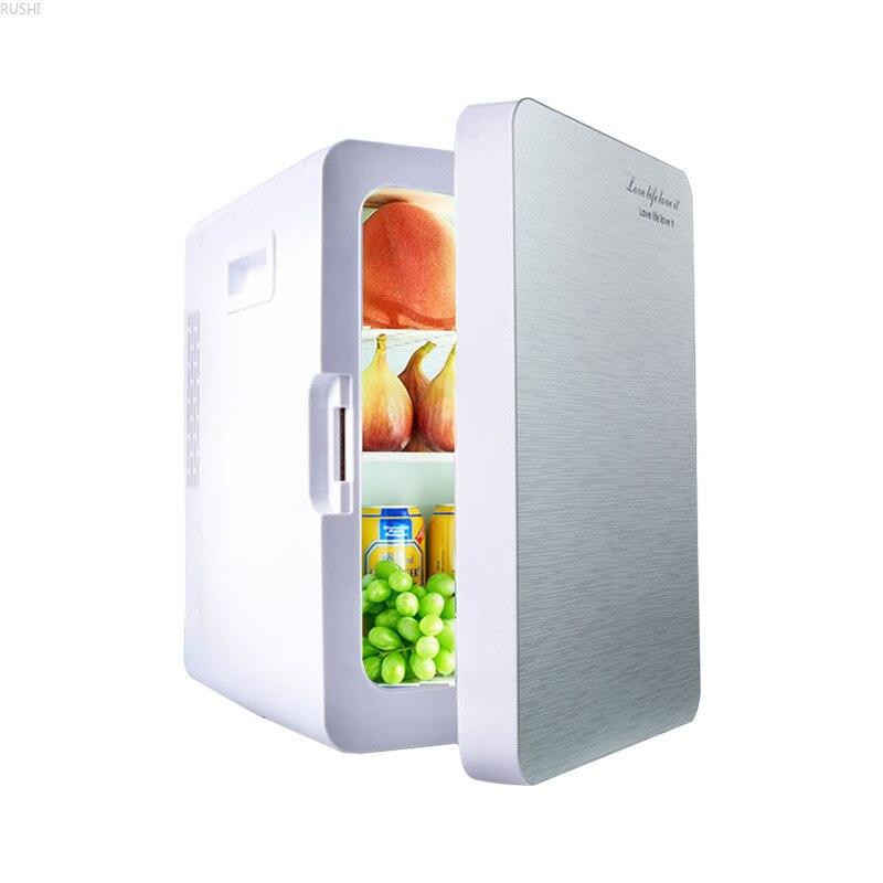 12DV 220V 20L Car  Fridge   Home  Refrigerators   Dual-purpose Refrigerator Car Refrigerator Mini Refrigerator  Mini Fridges