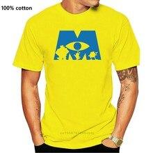 97 canavarlar inc t shirt özelleştirilmiş pamuk boyutu S-3xl giysi spor mizah bahar sonbahar aile gömlek