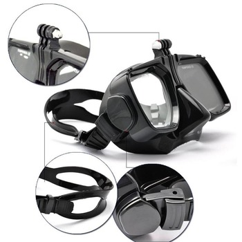 Camera Mount Diving Mask Scuba Snorkel Swimming Goggles for GoPro hero 8 7 6 5 4 go pro sports action cam Accessories