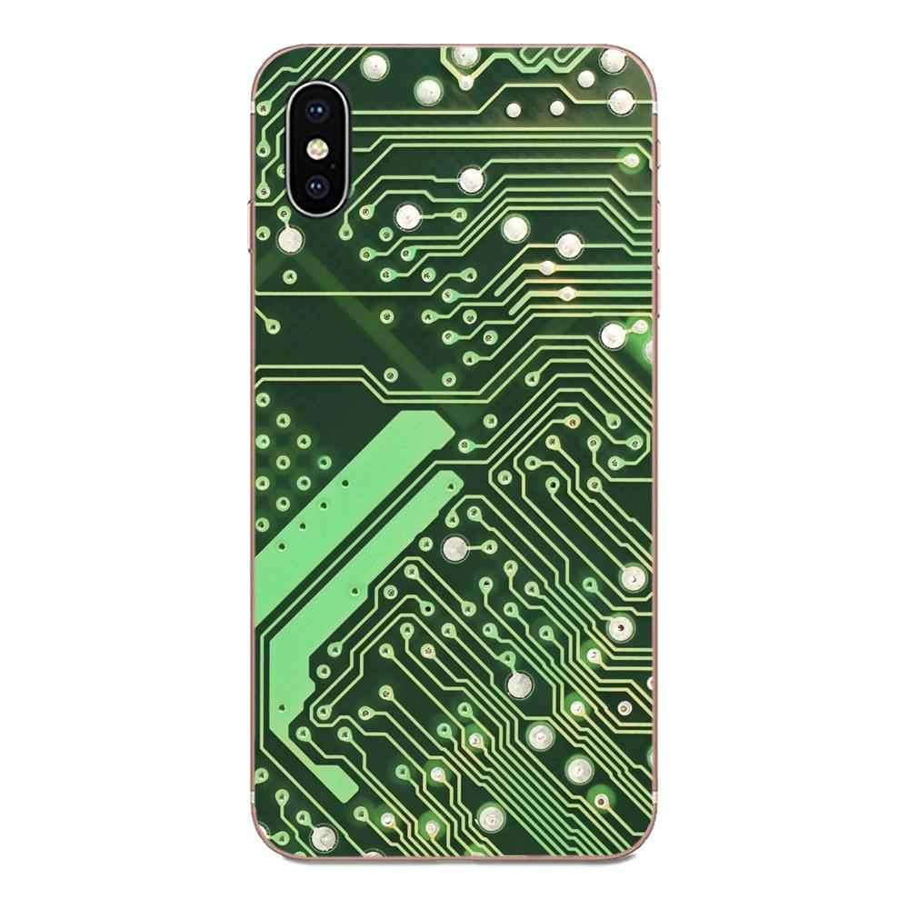 Tecnologia da placa de Circuito Motherboard linha Para Huawei Honor 4C 5A 5C 5X6 6A 6X7 7A 7C 7X8 8C 8S 9 10 10i 20 20i Lite Pro