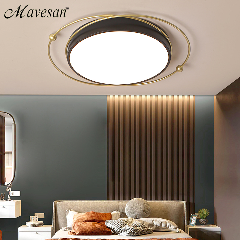 2020 Modern Dimmable Led Light Ceiling For Home Decoration Lustre De Plafond For 10-15square Meters