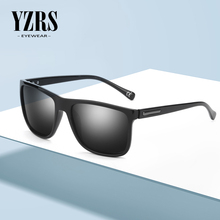 YZRS Brand Retro Designer Square Sunglasses Men Driving Black Male Sun Glasses Vintage Women Shades UV400 Gafas longkeeper vintage rimless sunglasses men brand designer classic men shades sun glasses square driving eyeware uv400 gafas