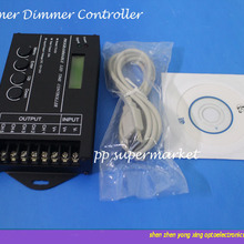LED Controller Tc420-Time Timing-Dimmer Programmable Usb-Wire Total-Output DC12V-24V