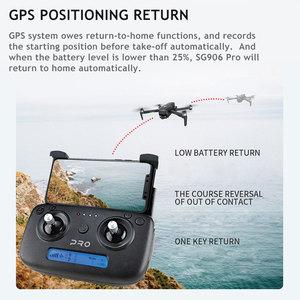 Image 5 - Mini drone SG906/SG906 PRO GPS Brushless 4K Drone con la Macchina Fotografica 5G Wifi FPV giocattoli telecomando Pieghevole volo 25min RC Drone Quadcopter