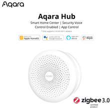 2021 Aqara M1S Hub Gateway RGB Led Night Light Smart Home Zigbee 3.0 lavora con Apple Homekit Mi home Mijia App