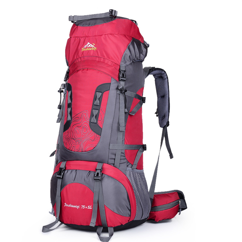 Manufacturers Profession Mountaineering Bag 80L Men And Women Outdoor Tent Outdoor Boarded Large Capacity Backpack Outdoor Sport
