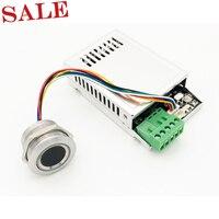 K216 Fingerprint Control Board+R503 Fingerprint Module Two color Ring Indicator Light Access Control