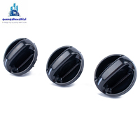 3 Pack for Toyota Tundra Tundra Air Conditioning Control Panel Knob Key Switch OE: 55905 0C010, 559050C010