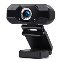 1080P Full HD Webcam 4K Web Camera with Built-in Microphone 3D DNR 1080P HD Computer PC Camera USB Driver Free Video Webcam