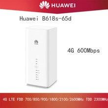 Huawei B618s-65d 4g lte 4g lte banda 1/3/5/7/8/28/40 (fdd700/850/900/1800/2100/2600mhz & tdd 2300mhz) huawei b618 roteador sem fio