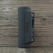 סיליקון מקרה עבור Ehpro קר פלדה 100 mod TC 120W מגן סיליקון עור מעטפת גומי שרוול כיסוי מגן לעטוף אכסניית ג ל