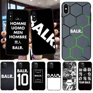 NBDRUICAI Life Of A BALR Shining Customer High Quality Phone Case for iPhone 11 pro XS MAX 8 7 6 6S Plus X 5S SE XR case(China)