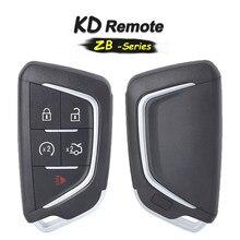 Keyecu ZB07 Smart Universal Remote Key Voor KD900 KD-X2 Mini Kd Key Tool Vervanging Fit Meer dan 2000 Modellen