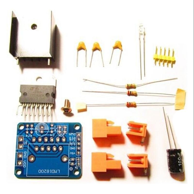 LMD18200 Motor Driver / Car DC Motor Professional Driver Module H Bridge Parts