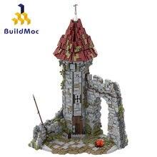 Torre do feiticeiro a cidade medieval arquitetura castelo fortaleza da guerra almas escuras smithy lojas blocos japoneses modelo de construção