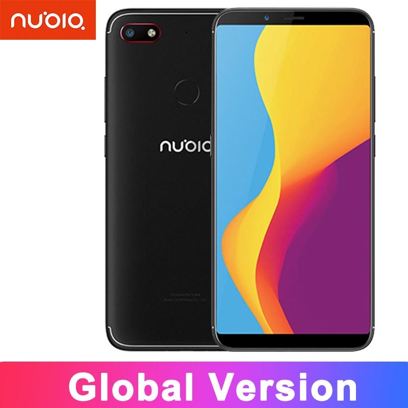 Global Version ZTE Nubia V18 4GB 64GB 6.01