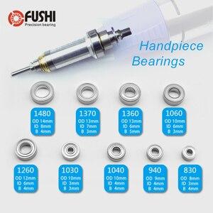 Electric Nail Drill Machine Bearing MR148zz MR126zz MR106zz MR104zz 623zz 693zz 684zz 10PCS Dental Grinding Handle Ball Bearings(China)