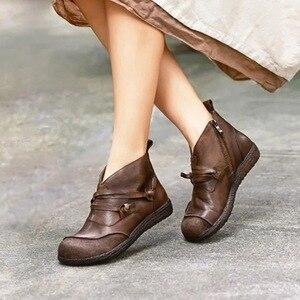 Lasperal Retro Women Boots Fas