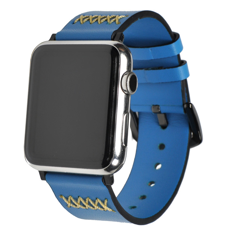 Leather pulsos band for Apple Watch 27