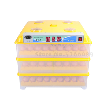 Automatic 196 Chicken and Duck Goose Household Incubator  98 Small 56