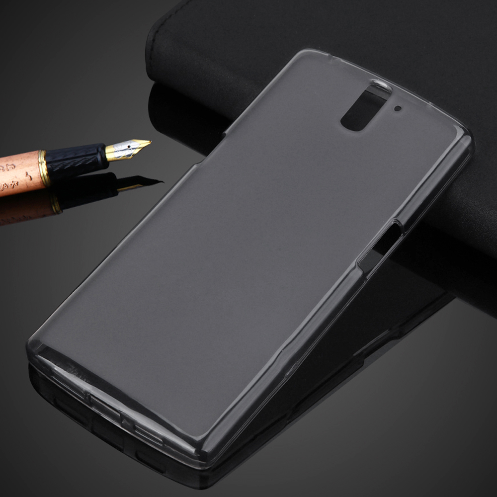For <font><b>Oneplus</b></font> 1 <font><b>One</b></font> <font><b>A0001</b></font> Oneplus1 Soft TPU <font><b>Back</b></font> Case Silicone Anti skid Matte Cover image