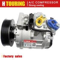 For AUDI Q7 VW Touareg COMPRESSOR Audi q7 3.0L V6 351322811 7P0820803D 7P0820803N 7L6820803T  8E0260805AS