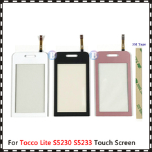 """Hoge Kwaliteit 3.0 """"Voor Samsung Galaxy Tocco Lite S5230 S5233 Touch Screen Digitizer Sensor Outer Glas Lens Panel"""