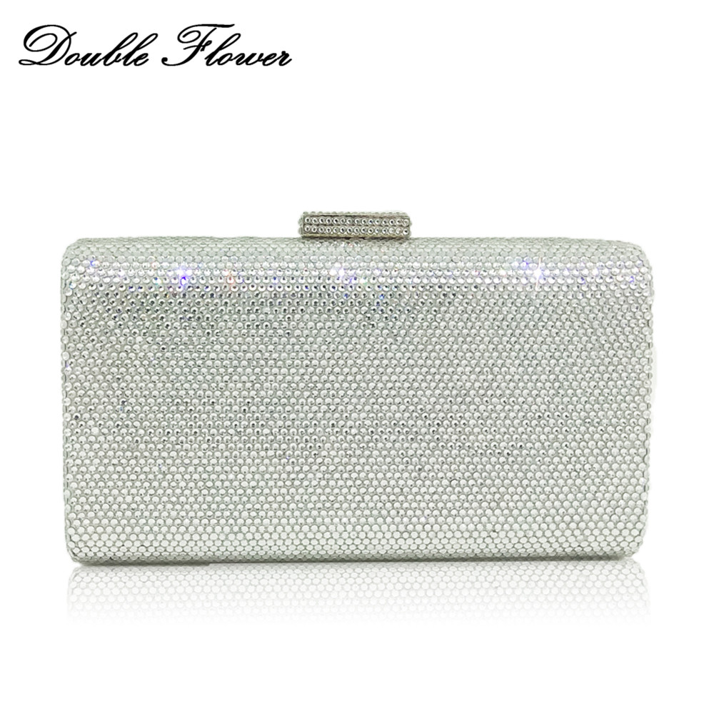 WOMENS ROUND DIAMANTE HARDCASE BRIDAL PARTY FASHION CLUTCH BAG PROM HAND BAG