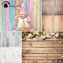 Photography Backdrop Texture-Board Wood Photo-Studio Allenjoy Newborn-Baby Plank Food