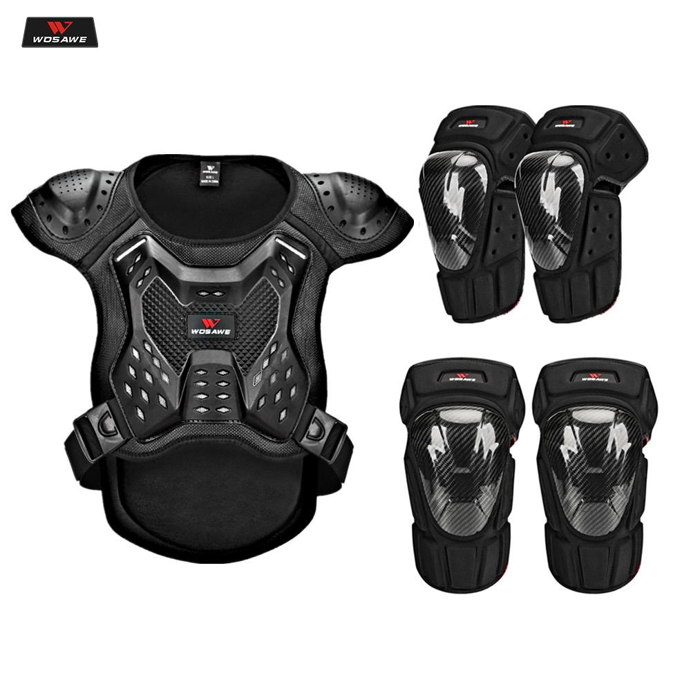 Adult's Motorcycle jacket Protective Full body Armor Protection Motocross Clothing Back Protector Racing Ski Snowboard Jacket