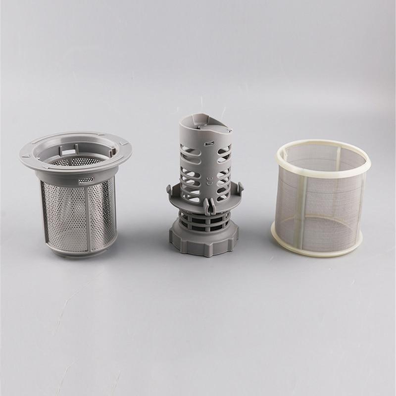 Универсальный 3 в 1 сетчатый микрофильтр для посудомоечной машины, набор для грубого и тонкого сита, замена для посудомоечной машины Bosch 427903