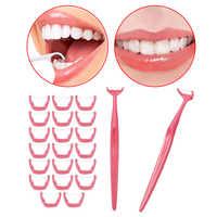 Dental Floss Flosser Picks Teeth Toothpicks Stick Tooth Clean Oral Care