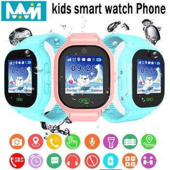 Детские Смарт-часы PK Q90 Q60 Q50, новые детские Смарт-часы с GPS, экстренными вызовами и локатором местоположения, 2019