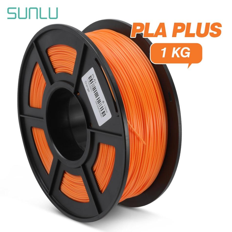 SUNLU filamento de impresora 3D 1,75mm 1KG PLA Plus Material de impresión 3d para impresora 3D bolígrafo filamento plástico PLA KIT de actualización PLA 2,0 Asistente de estacionamiento frontal 4K a 12K para VW Tiguan 5N 3AA 919 475 M/S