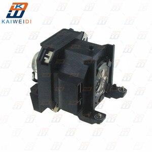 Image 1 - Bombilla para proyector ELPLP38 V13H010L38, carcasa para EPSON EMP 1715/EMP 1717/EX100/POWERLITE 1505/POWERLITE 1700