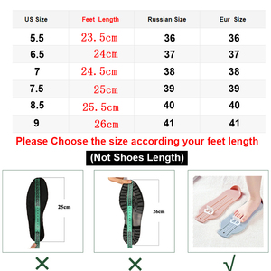 Image 5 - Aimeigao 가을 봄 슬립 온 중공 여성 신발 부드러운 가죽 스퀘어 발 뒤꿈치 캐주얼 샌들 솔리드 여성 하이힐 펌프