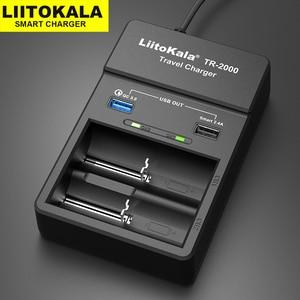 New LiitoKala TR-2000 18650 ba