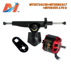 Maytech electric longboard motor 6355 170kv and eletric outboards truck and electric jet board mount