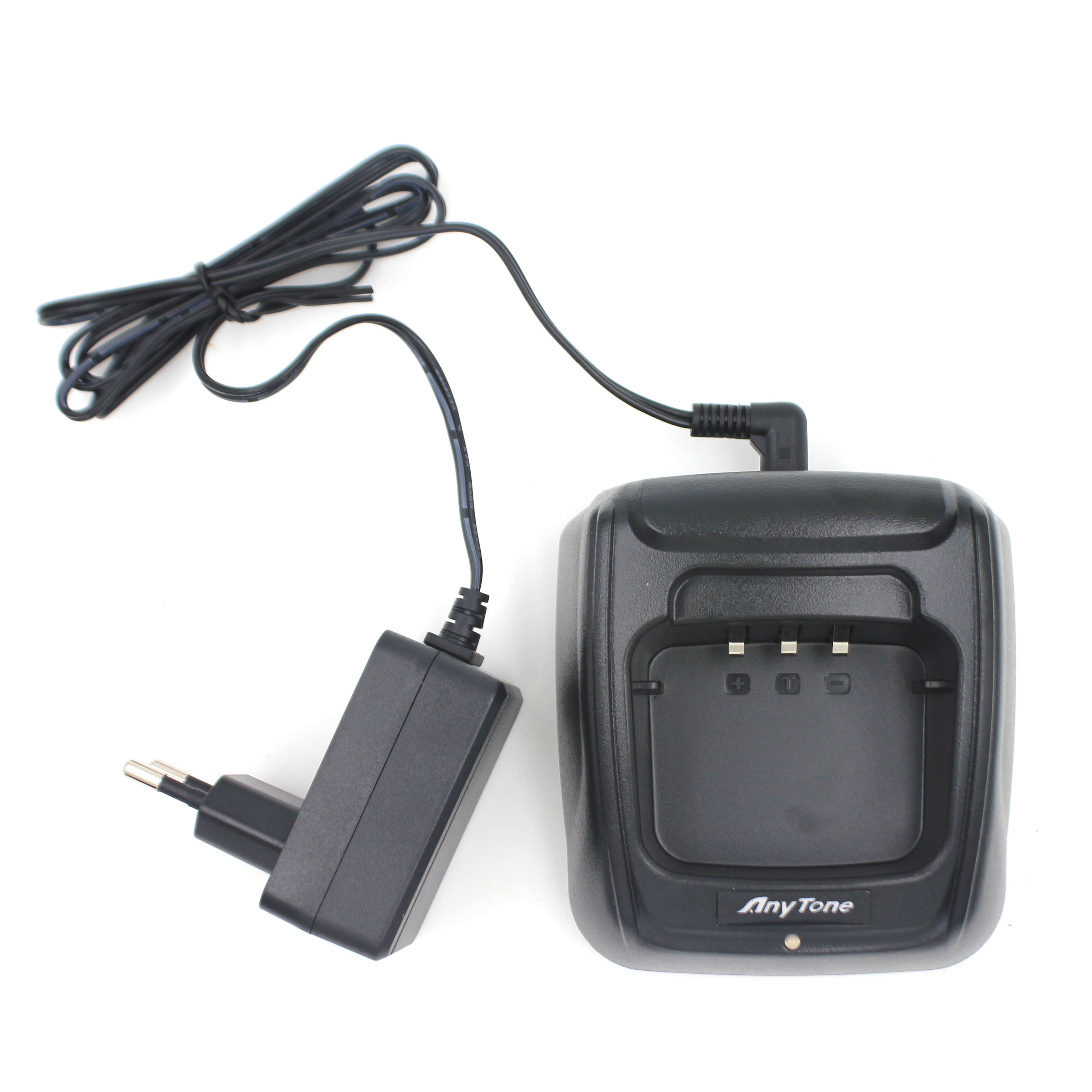 Original Desk Charger For AT-D878UV Plus Walkie Talkie DMR Radio
