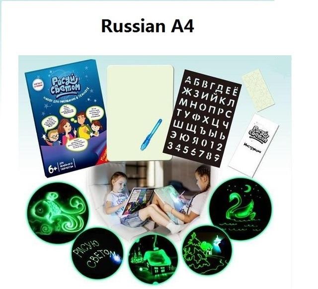 Russian A4