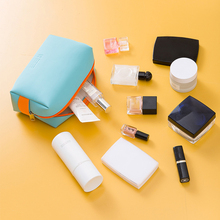 Waterproof Women Makeup Bag Portable Travel Cosmetic Bags Makeup Organizer Toiletry Bag Beauty Case Pouch Bathroom Accessories portable cosmetic bag with mirror travel organizer functional makeup pouch case beauty toiletry kit accessories supplies product