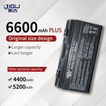 JIGU 6 Cellules X51L X51R X51RL batterie dordinateur portable pour asus A32 X51 90 NQK1B1000Y A32 T12 T12Fg T12Ug X51C X51H