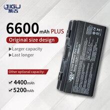 JIGU 6Cells X51L X51R X51RL Laptop Battery For Asus A32 X51 90 NQK1B1000Y A32 T12 T12Fg T12Ug X51C X51H