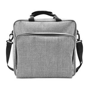 Image 4 - PS4 Pro Slim oyun sistemi seyahat çantası tuval kılıfı korumak omuz taşıma çantası çanta Sony PlayStation 4 konsol ve aksesuarları